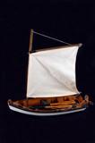model boat poster