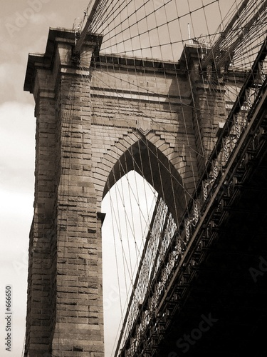 bridge tower © Joseph Verhey
