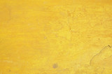 yellow wall texture - perfect grunge background with space for t poster