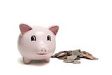 savings bank poster