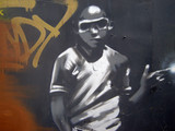 grafiiti hip hop poster