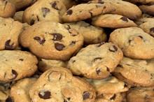 """Постер, картина, фотообои """"chocolate chip cookies"""""""