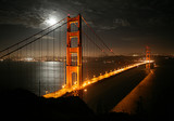 Fototapeta Most - golden gate © Stephen Coburn