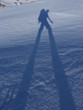 climbers shadow