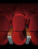 cinema seat poster