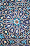 oriental mosaic poster