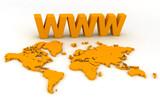 www world map globe 4