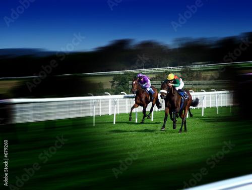 racing on turf