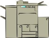 copy machine poster