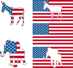 american political symbols