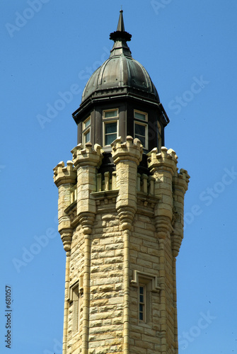 poster of top of water tower