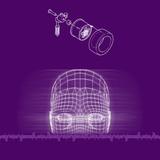 secteur automobile poster