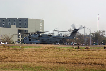 katrina flight ops