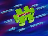 london jigsaw poster
