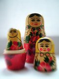 russian dolls poster