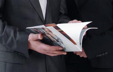 booklet i lesen