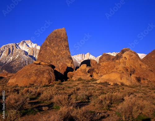 mount whitney & alabama hills 2