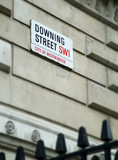 downing street poster