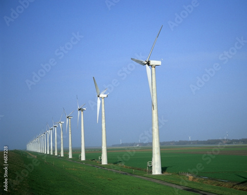 dutch windpark