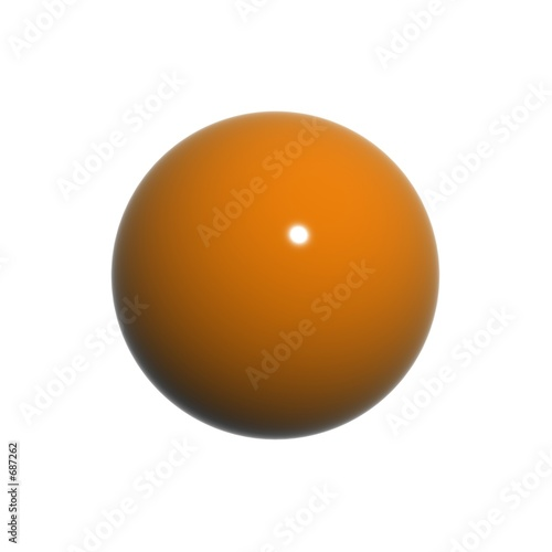 3d single sphere