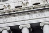 federal reserve facade 2 poster