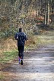 jogging poster