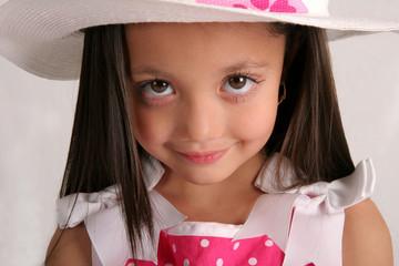 wide-eyed cutie