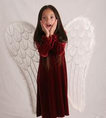 shocked angel