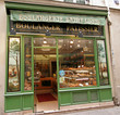 Leinwanddruck Bild - bäckerei in paris