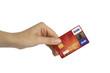 main et carte paiement