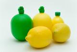 lemons and juice poster