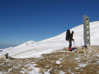 winters mountaineering