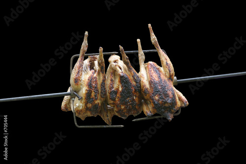 poulet à la broche 2