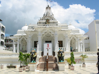 tempel in mombasa (kenia)