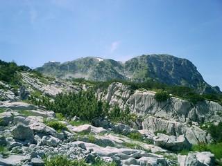 dachstein-mountains, austria
