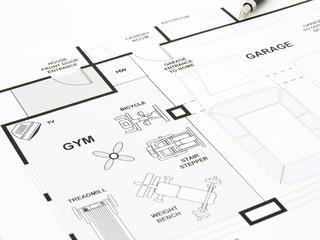 plan de maison 4