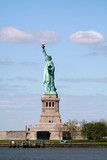 whole statue of liberty poster