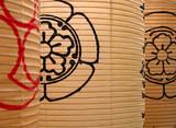 japanese paper lanterns poster
