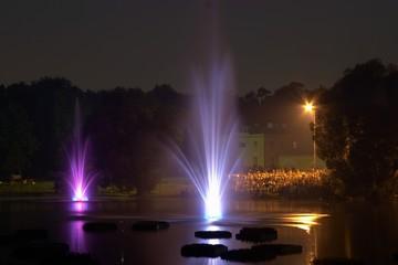 night fontain festival