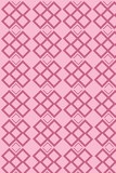 pink grid poster