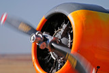 airplane propeller poster