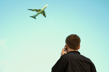 business travel and communication