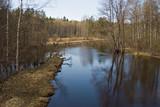 spring river poster