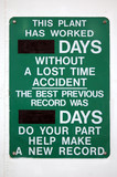 safety sign poster