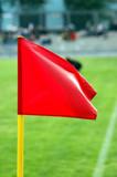 football-flag, corner poster