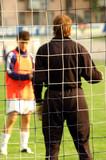 goalkeeper poster