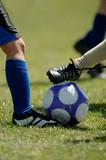 childrens football - soccer - Fine Art prints