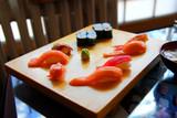 sushi dinner poster
