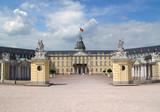 Karlsruhe - zamek