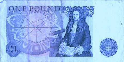 blue pound (reverse)